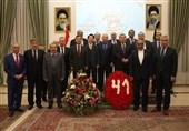 آیین بزرگداشت چهل و یکمین سالروز پیروزی انقلاب اسلامی در تاجیکستان برگزار شد