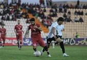 لیگ برتر فوتبال| تساوی نساجی و پارس جنوبی در باتلاق مصنوعی/ خارجیهای فولاد، پیکان را پنچر کردند