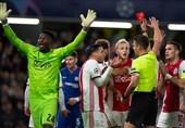 اعتراف یوفا به نقش داور ایتالیایی در حذف آژاکس از لیگ قهرمانان اروپا