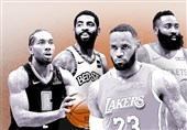 کرونا به NBA رسید/ همه مسابقات لغو شد