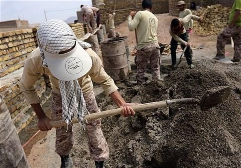 سپاه لرستان 60 میلیارد تومان برای محرومیتزدایی در پلدختر هزینه کرد