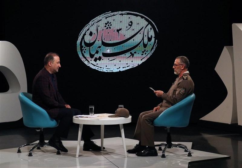 تلویزیون , صدا و سیمای جمهوری اسلامی ایران , شبکه یک , شهید سپهبد قاسم سلیمانی ,
