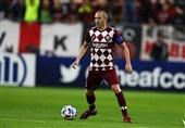 لیگ قهرمانان آسیا  پیروزی پرگل یاران اینیستا/ شکست خانگی جئونبوک با 2 اخراجی