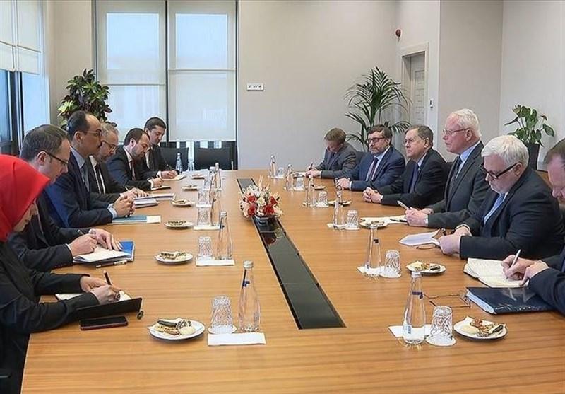 دیدار جیمز جفری و مشاور اردوغان با محوریت ادلب