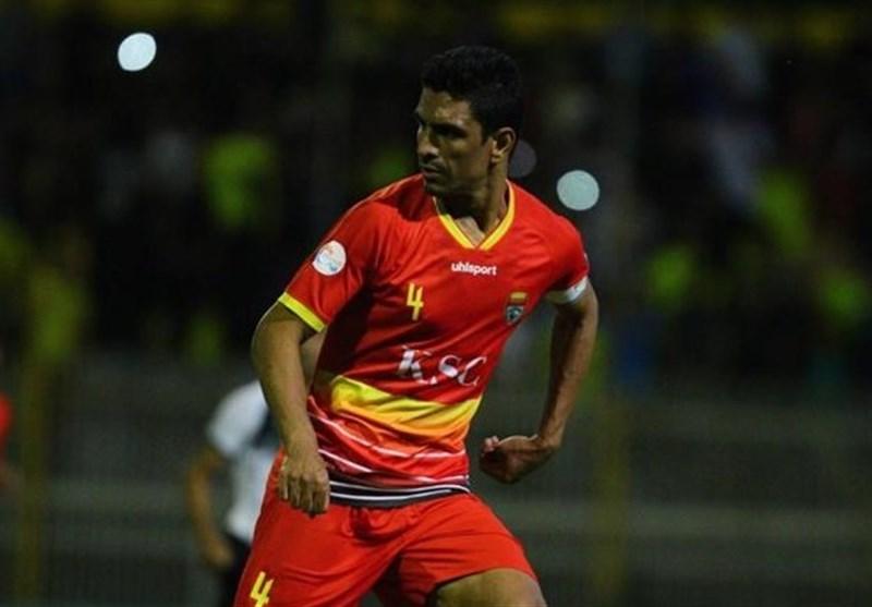 Foolad Captain Vali Misses Al-Ain Match