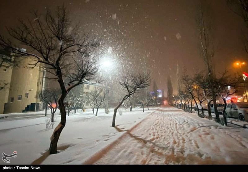 هواشناسی ایران 98/11/28|هشدار کولاک برف و آبگرفتگی معابر در 27 استان