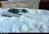 هشدار بارش گسترده برف، باران و آبگرفتگی معابر در 18 استان