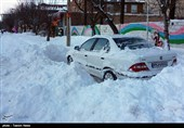 هواشناسی ایران 98/12/8|هشدار وقوع بهمن در جاده چالوس/ ورود سامانه بارشی از شنبه آینده