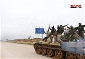 سوریه| برقراری امنیت کامل در جاده حلب-دمشق