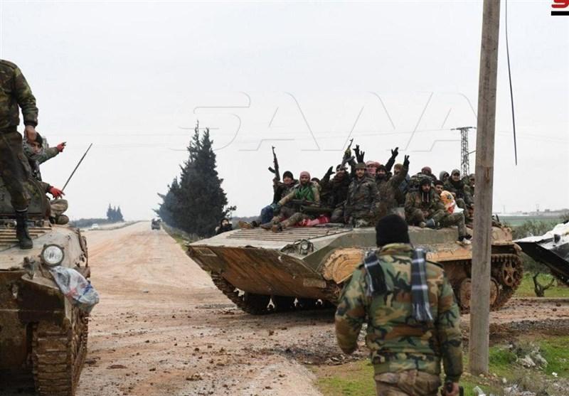 آزادسازی شهرک راهبردی «کفرنبل» در جنوب ادلب