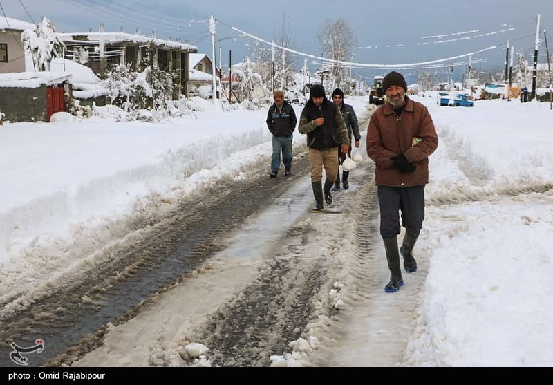 بهرهگیری از ظرفیت 7 استان برای حل مشکل گیلان؛ مسئولان استانی از بحران برف درس عبرت بگیرند