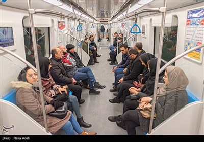 بهرهبرداری از خط یک مترو تبریز