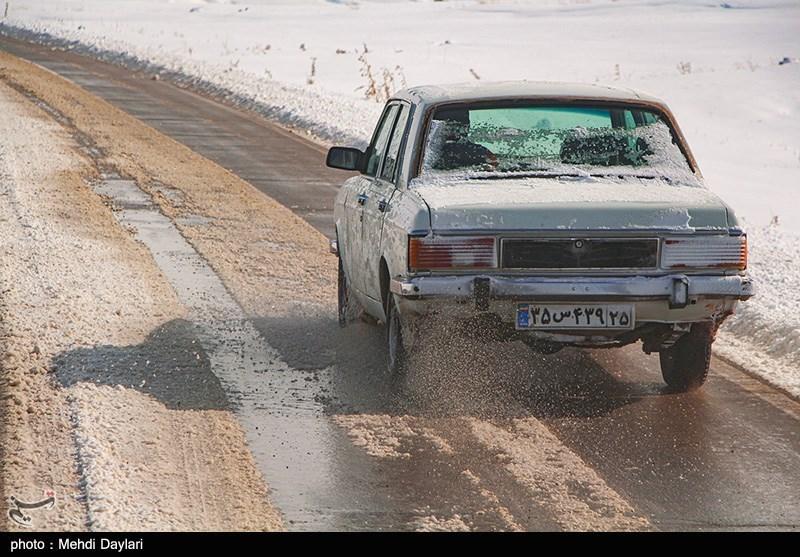 هواشناسی ایران 98/11/26 برف وباران در 19 استان/ مردم از سفرهای غیرضروری خودداری کنند