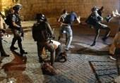 فلسطین|یورش نظامیان صهیونیست به مناطق کرانه باختری