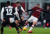 جام حذفی ایتالیا| یوونتوس با پنالتی رونالدو از شکست در زمین میلان گریخت