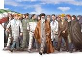 لبیک گروههای جهادی به رهبر انقلاب در نخستین سالگرد بیانیه گام دوم