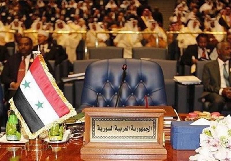 الجزائر تدعو لإعادة سوریا إلى الجامعة العربیة