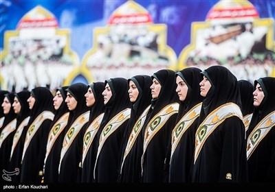 حضور زنان در عرصه های نظامی و انتظامی