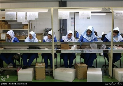 حضور زنان در عرصه تولید