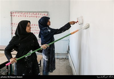 حضور زنان در فعالیتهای جهادی