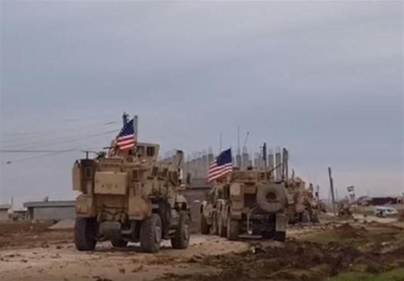 Syrian Troops Block US Convoy in Qamishli (+Video)