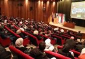 برگزاری مراسم چهلمین روز شهادت حاجقاسم سلیمانی و همرزمانش در سوریه