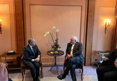 دیدار ظریف با مقامات کانادایی در حاشیه کنفرانس امنیتی مونیخ