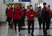 بازگشت پرسپولیس به تهران