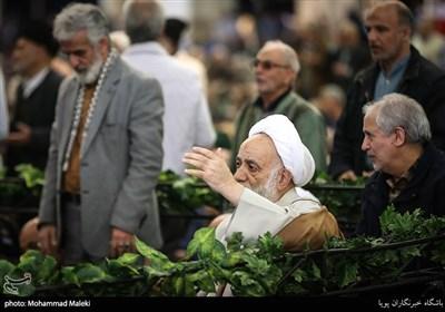 حجت الاسلام محسن قرائتی در نمازجمعه تهران