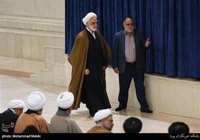 حجت الاسلام محسنی اژه ای در نمازجمعه تهران