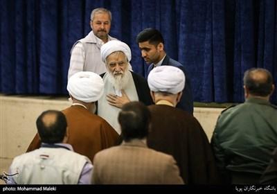 آیت الله موحدی کرمانی در نمازجمعه تهران