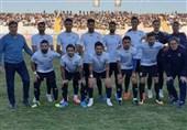 لیگ برتر فوتبال هتریک تیم شاهین شهرداری بوشهر در پیروزی