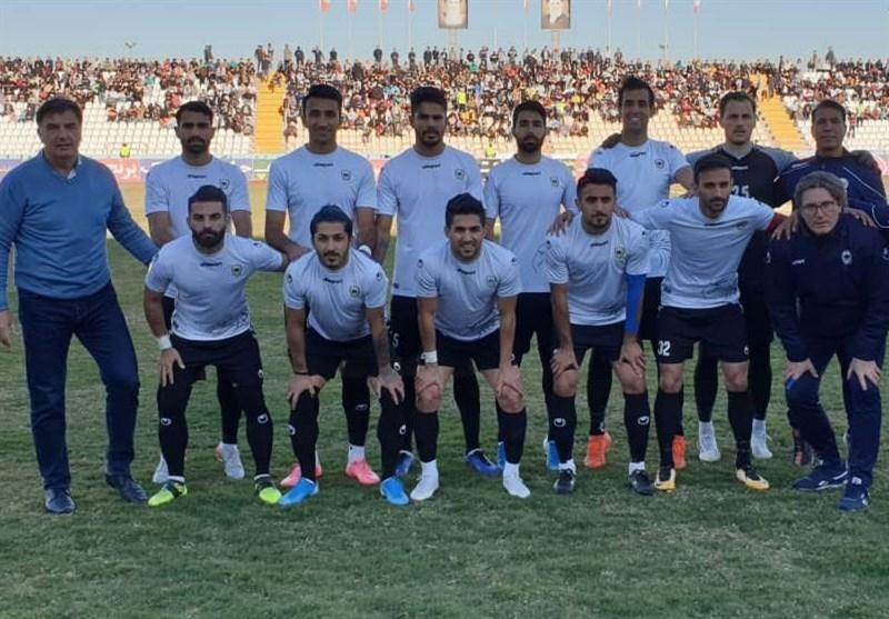 لیگ برتر فوتبال|هتریک تیم شاهین شهرداری بوشهر در پیروزی
