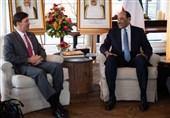دیدار وزیر دفاع آمریکا و نخستوزیر کویت در حاشیه کنفرانس مونیخ