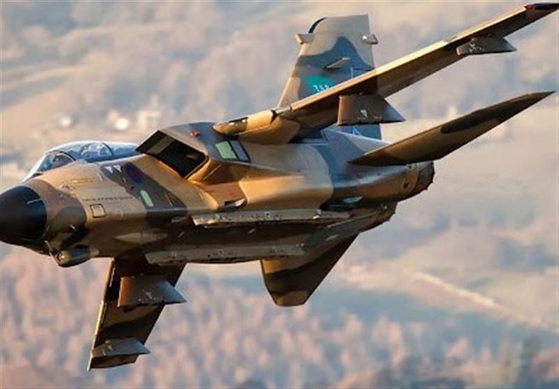 جنگنده،هدف،قرار،تورنادو