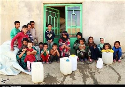 ارومیه| روایت تسنیم از روستای «لاجانی» که اهالی دبه به دست دنبال آب میگردند