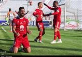 جام حذفی فوتبال| برتری یک نیمهای تراکتور مقابل مس کرمان