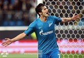 Iranian Sardar Azmoun Nominated for RPL Player of The Month