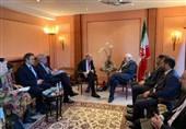Iran's Zarif, ECFR Members Meet in Germany