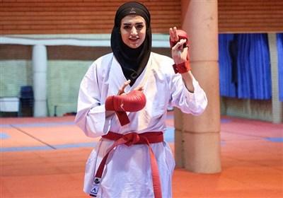 کاراته وان امارات  آلسعدی به مدال نقره رسید