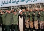 بازگشت سردار فضلی به دانشگاه افسری امام حسین(ع) + عکس