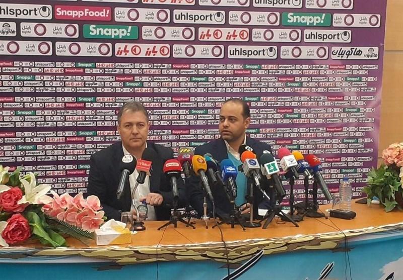 اسکوچیچ: اینجا هستم تا با دانشم در راستای موفقیت تیم ملی قدم بردارم/ تمام بازیکنان از شانس مساوی برای حضور در تیم ملی برخوردارند