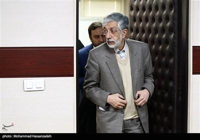 غلامعلی حداد عادل رئیس شورای ائتلاف نیروهای انقلاب اسلامی