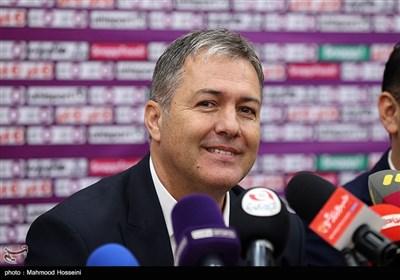 اولین نشست خبری دراگان اسکوچیچ سرمربی جدید تیم ملی فوتبال