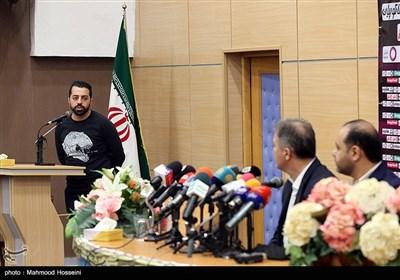 سوال علیرضا محرمی خبرنگار سرویس ورزشی خبرگزاری تسنیم از دراگان اسکوچیچ سرمربی جدید تیم ملی فوتبال