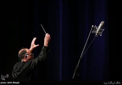شب متفاوت ارکستر سمفونیک تهران / خداحافظی با شهرداد و سلام به آقای نصیر