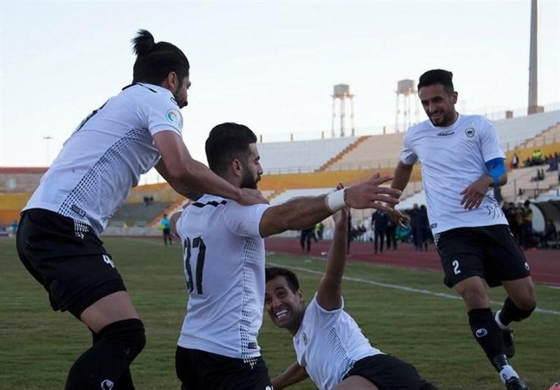 تیم منتخب هفته بیستم لیگ برتر فوتبال روی بالهای شاهین