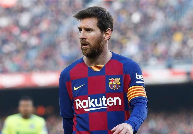 مسی: بارسلونا خانه من است و قصد ترک آن را ندارم/ امسال مدعی قهرمانی در لیگ قهرمانان نیستیم