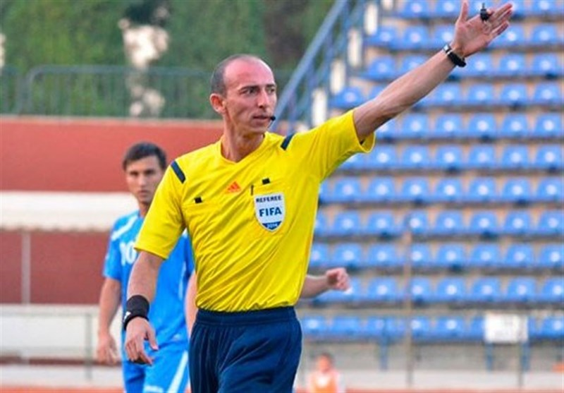 Uzbek Referee Asimov Chosen to Officiate Al Sadd v Sepahan