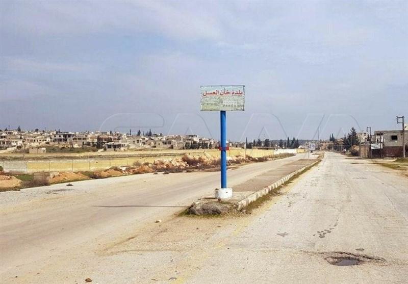 سوریه|«خانالعسل» پس از آزادی+تصاویر